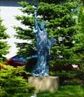 Image for Statue de la Libertée-St-Jean-sur-Richelieu-Québec,Canada