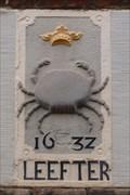 Image for De gecroonde crab - Leiden, Netherlands