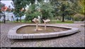"""Image for Fountain """"Bird's Watering Place"""" / Fontána """"Ptací napajedlo"""" - Teplice (North Bohemia)"""