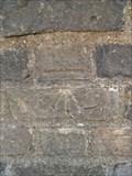 Image for Cut Mark - Round Church Boundary Wall, Cambridge, Cambridgeshire, England