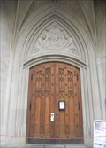 Image for Fraumünster Church Doorway - Zurich, Switzerland