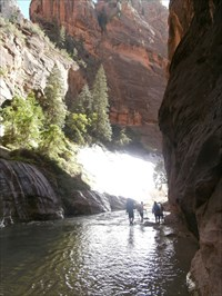 Zion National Park - Zion Narrows