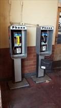 Image for Palo Alto Caltrain Station Payphones - Palo Alto, CA