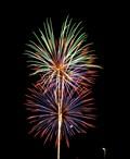 Image for Independence Day Fireworks Display - West Jordan, Utah USA