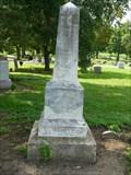 Image for Josiah Miller - Oak Hill Cemetery - Lawrence, Ks.