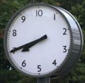 Image for The Leas Decimal Clock - The Leas, Folkestone, Kent, UK
