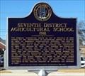 Image for Seventh District Agricultural School - 1912 - Albertville, AL
