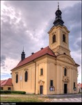 Image for Church of the Most Holy Trinity / Kostel Nejsvetejší Trojice - Dobríš (Central Bohemia)