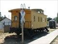 Image for Southern Pacific #159  - Weyerhaeuser/Chartroose Caboose - Lowell Oregon