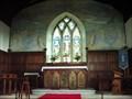 Image for East Window, Helsington Church, Kendal, Cumbria UK