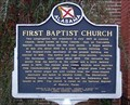 Image for First Baptist Church - Tuscumbia, AL