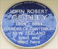 Image for John Robert Godley - Gloucester Place, London, UK