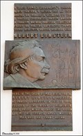 Image for PHYSICS: Albert Einstein 1921 - Prague, CZECH REPUBLIC