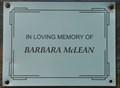 Image for Barbara McLean ~ Bismarck, North Dakota