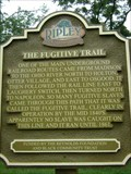Image for The Fugitive Trail - Osgood, IN