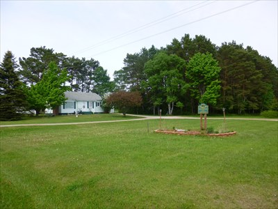 Centenial Farm - Dixie Highway - Pickford - Michigan.