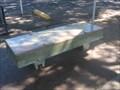Image for Joseph Dalton Hooker bench - Chico, CA