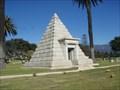 Image for Sahlberg Mausoleum, Santa Barbara, CA