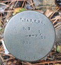 Image for T14S R9E S3 10 W 1/16 COR - Deschutes County, OR