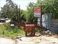 Image for Dinosaur Mailbox