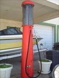 Image for Vintage Gasoline Pump - Grapevine, Texas