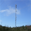 Image for Microwave radio mast - Mission Hill