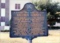Image for A County Older Than the State-Baldwin County