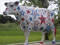 Image for Bestsie the Star-Spangled Cow - Chesterfield, MI.