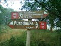 Image for Direction and Distance Arrows to Furadouro/Patameira