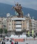 Image for Macedonia fountain, Skopje, Macedonia