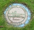 Image for Florida Botanical Gardens Manhole Cover - Largo, Florida