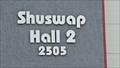 Image for Shuswap Hall 2 2505