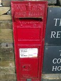 Image for Victorian Post Box Lesnewth Cornwall
