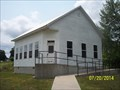 Image for Black School - Former School near Cassville, MO
