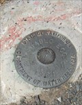 Image for DIABLO ECC RM 1 1961 marker - Mount Diablo State Park - Contra Costa County, CA