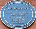 Image for Keith Moon Blue Plaque - Wardour Street, London, UK