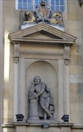 Image for Shakespeare Statue On Theatre Royal - Manchester, UK