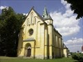 Image for kostel Nanebevzetí Panny Marie, Zásmuky, Czech republic