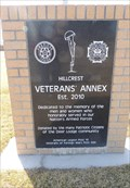 Image for Hillcrest Cemetery - Veterans Annex - Deer Lodge, Montana