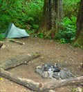 Image for Seven and a Half Mile Camp, Eagle Creek Trail, Columbia Gorge, Oregon