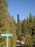 Image for Cell tower near Pollock Pines, CA on Highway 50
