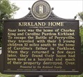 Image for Kirkland Home, Perryville, Boyle County, Kentucky
