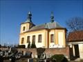 Image for kostel sv. Vavrince, Tatobity, Czech republic