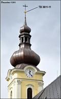 Image for TB 3611-11 Poruba - kostel Sv. Mikuláše