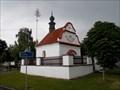 Image for kaple sv. Anny - Svéradice, okres Klatovy, CZ