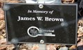 Image for James W. Brown - Missoula, Montana
