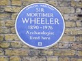 Image for Sir Mortimer Wheeler - Whitcomb Street, London, UK