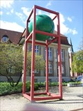 Image for Kugel Ball in Cube - Hamburg-Harburg, Germany