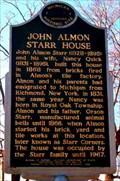 Image for John Almon Starr House