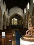 Image for Sir Robert Sapcote Ghost - All Saints Church, Elton, Cambridgeshire, UK